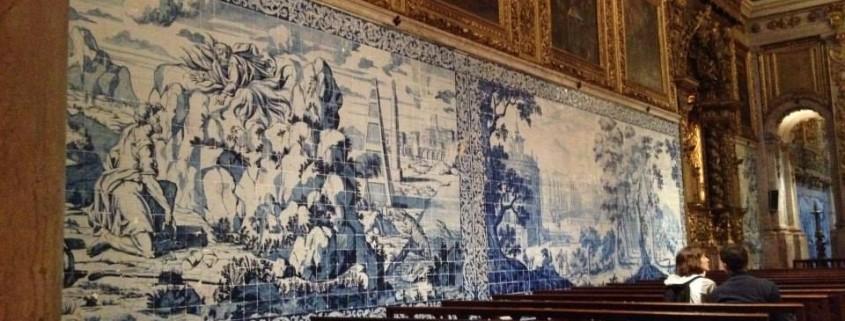 Museum of Tiles Lisbon