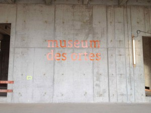 05.12.2015 Baustellenbesichtigung - Museum des Ortes