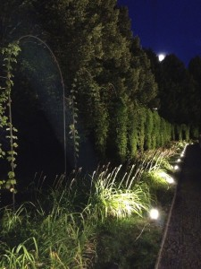 17.08.2013 Potsdamer Schlössernacht 5 Beleuchtete Gärten